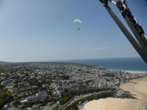 On a high over St Ives. Phippsy.